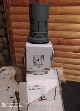 MX3-1-R004 Camozzi Регулятор давления
