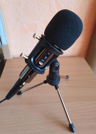 Профессиональный студийный микрофон Eivotor YX3