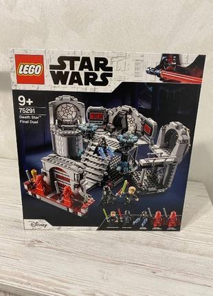 LEGO Star Wars (75291) Последний бой на Звезде Смерти
