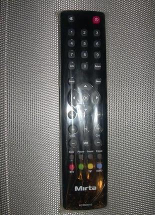 Пульт 06-RC3000M13 к телевизору, новый, оригинал