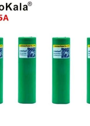 LiitoKala  VTC5 18650 2600 мА/ч,