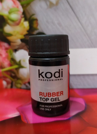KODI Professional Rubber Top, 14 мл