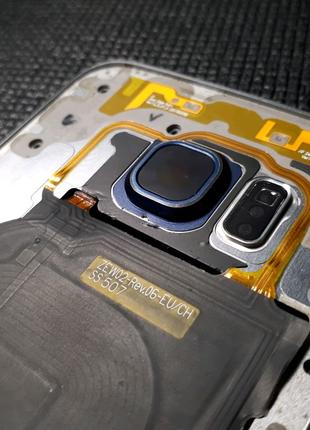 Рамка Samsung S6 edge G925