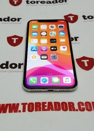 Apple iPhone X 64gb Silver R-sim 360$ XR/11/Pro Max/SE 2/Xs/8+/7