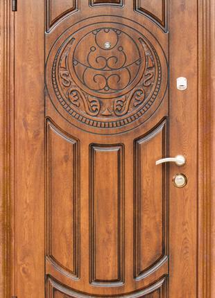 Двери входные! МДФ, утепленный короб и полотно!