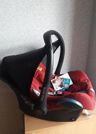Детское автокресло Maxi-Cosi Pebble 0+