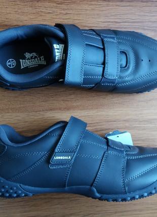 НОВЫЕ мужские кроссовки/чоловічі кросівки Lonsdale,43-45р,КОЖА