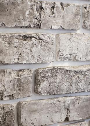 Фасадная декоративная плитка (кирпич),лофт, гипсовая и с бетонная