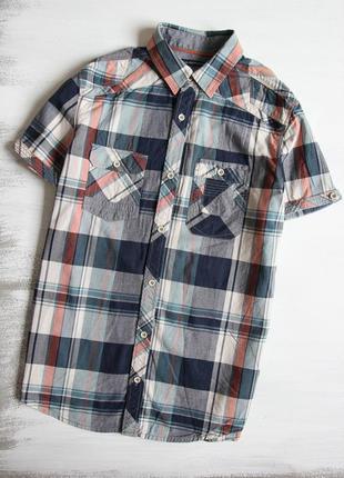 Рубашка с коротким рукавом от next