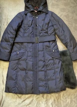 Зимнее пальто . Размер 46 на 48