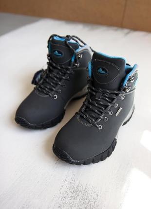 Качественные зимние ботинки в спортивном стиле от anda