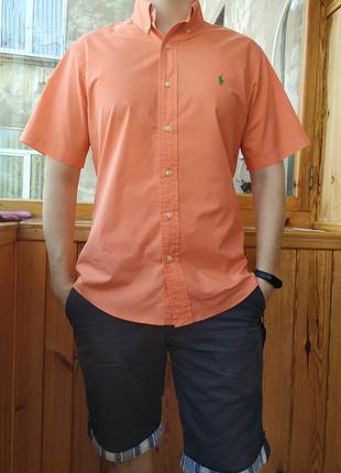 Рубашка, шведка polo ralph lauren