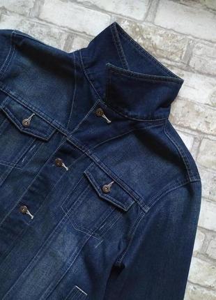 Джинсовка angelo litrico джинсовая куртка levis wrangler жакет
