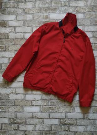 Куртка, ветровка, бомбер от tommy hilfiger как adidas, levis, ...