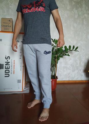 Спортиные штаны champion nike adidas