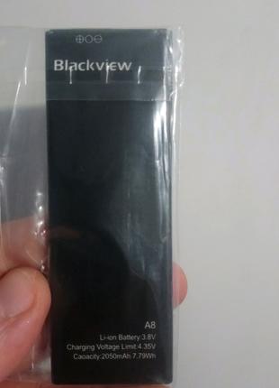 Аккумулятор АКБ для Blackview A8