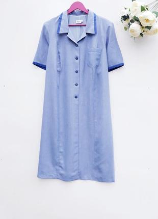 Качественное платье миди большой размер платье миди на пуговицах