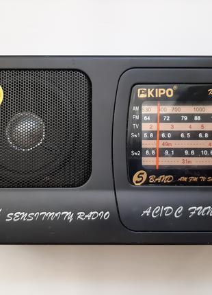 Радиоприемник Kipo KB-409AC