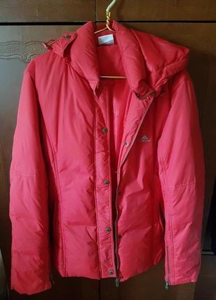 Женская зимняя куртка Adidas