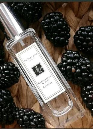 Женский одеколон jo malone blackberry & bay объём 30ml