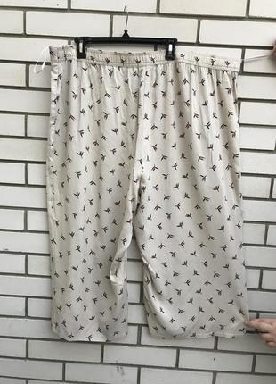 Новые,лёгкие брюки,штаны,капри,шорты большого размера,вискоза,...