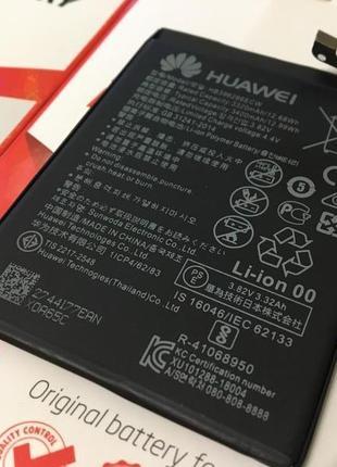Аккумулятор Батарея Huawei P Smart 2019, P20, Honor 10 (3400mAh)