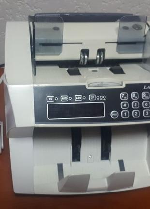 Счетчик банкнот, счетная машинка для денег