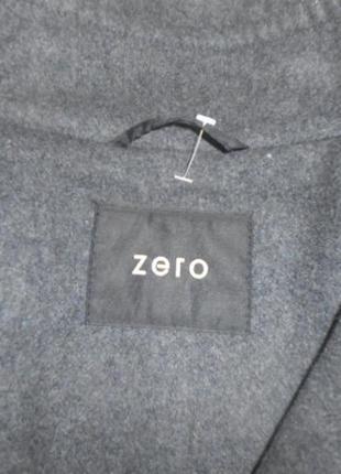 Пальто демисезонное zero