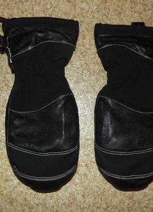 Женские теплые рукавицы black diamond (спорт /трекинг)