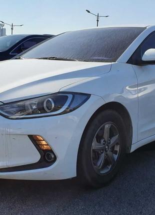 Hyundai Avante 2016