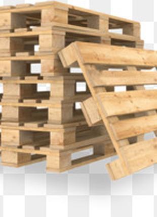 Закупка и продажа деревянных поддонов