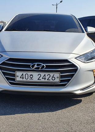 Hyundai Avante 2016 1.6 LPI