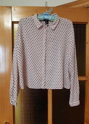Ідеальна блузка до дня святого валентина
