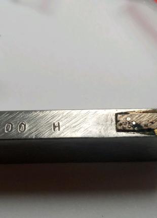 Алмазная гребенка и алмаз в оправке для правки абразива