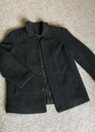 Тепле чоловіче пальто, 52-54 розмір