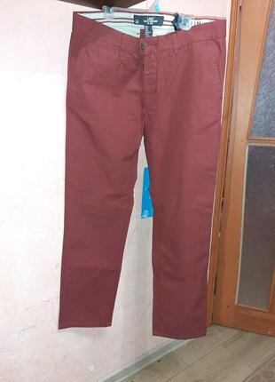 Брюки джинсы мужские H&M