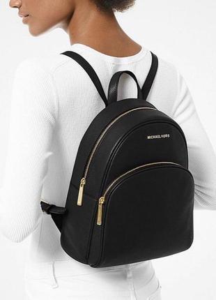Кожаный рюкзак michael kors оригинал