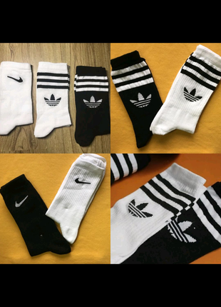 Носки Adidas Nike Reebok puma ellesse napapijri