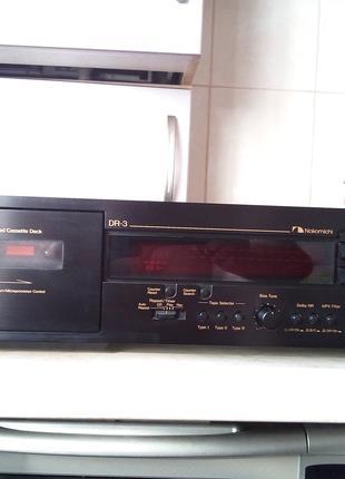 Продам кассетную деку Nakamichi Dr-3