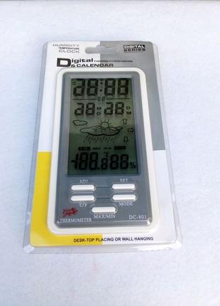 Термометр офисный влагомер гигрометр вологомір гігрометр градусни