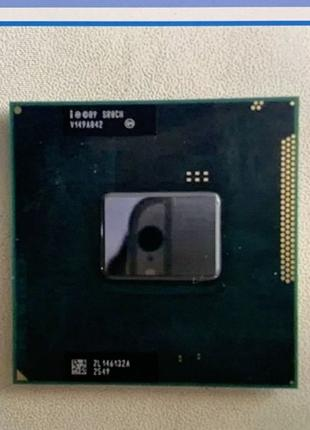 Процесор Intel Core i5-2450M 3M 3,1GHz SR0CH Socket G2/rPGA988B