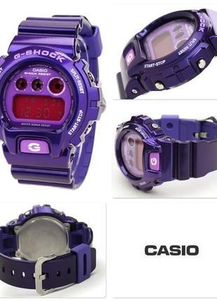 Часы Casio G-SHOCK DW-6900CC