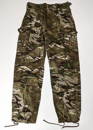 Штаны mtp камуфляжные 80/80/96 армии великобритании милитари т...