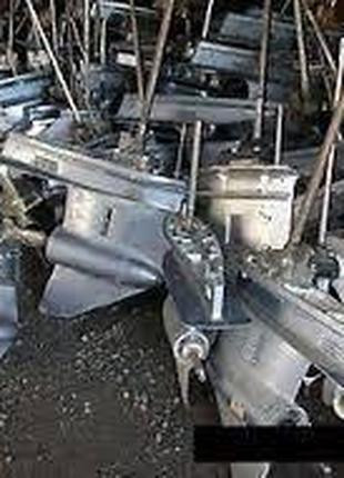 Ремонт редукторов лодочных моторов.