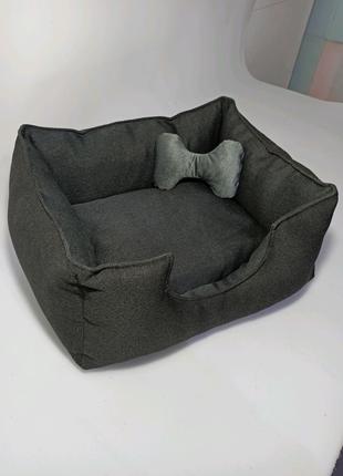 Лежак лежанка диван для собак котов