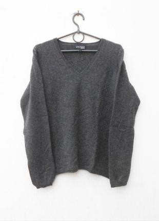 Осенний зимний 100% кашемировый свитер с длинным рукавом 🌿
