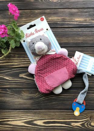 Кукла-платок kathe kruse кот джинджер для самых маленьких