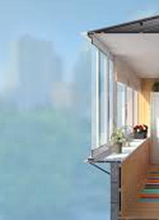 АКЦИЯ! Балкон під ключ + можливе розширення! БЕЗКОШТОВНА доставка