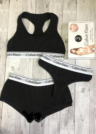 Комплекты нижнего белья Calvin Klein