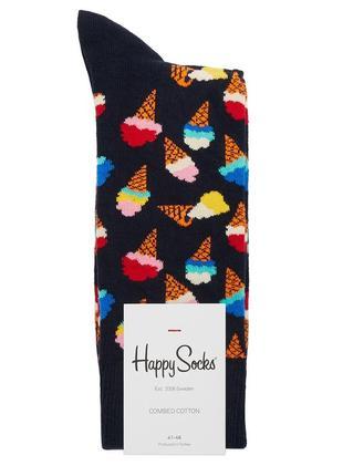 Женские носки happy socks icecream